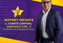 Photo of Jeffrey Infante lanza sus aspiraciones al Comité Central del PLD
